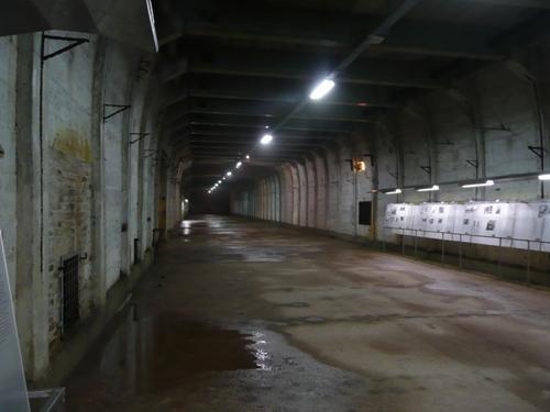 Tunnels Concentratiekamp Ebensee