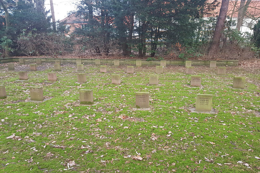 Cemetery Forced Labourers Nienburg