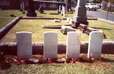 Commonwealth War Graves Honolulu