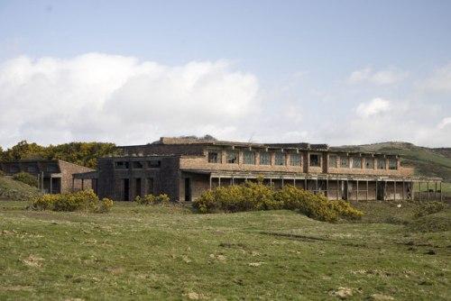 Ammunition Factory Edingham Moss