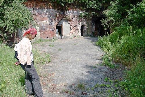 Festung Königsberg - Fort IV