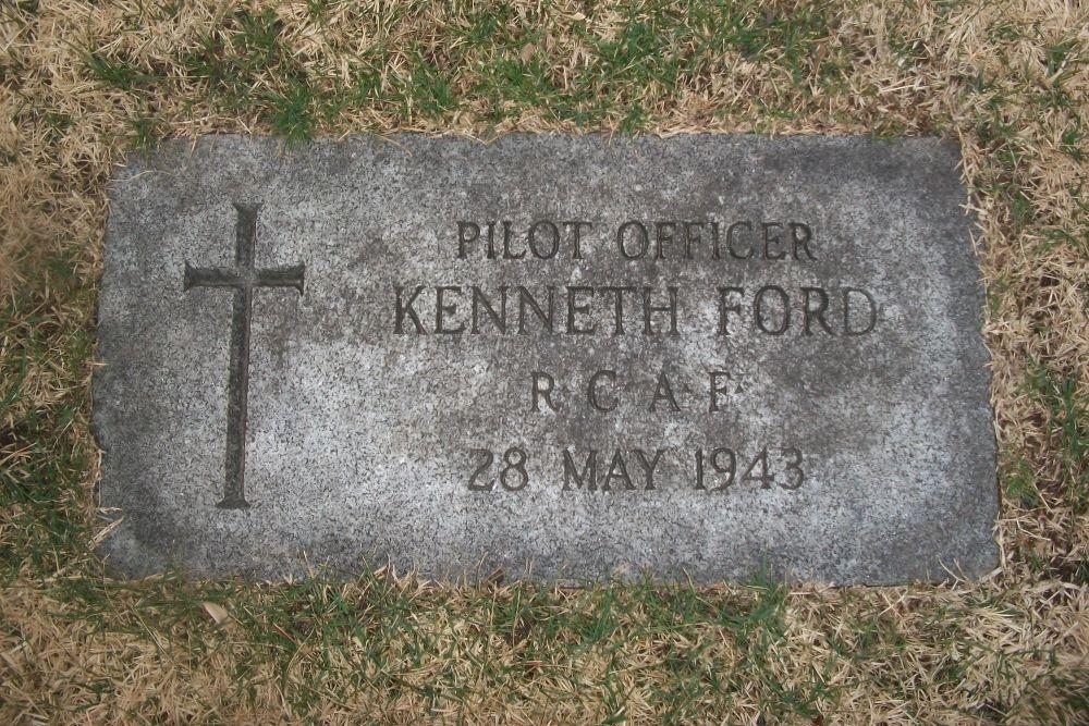 Commonwealth War Grave Saint Mary Catholic Cemetery