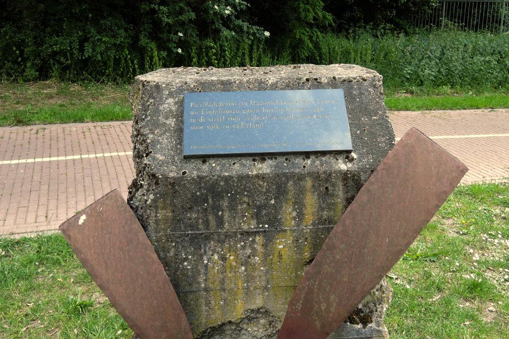 Monument Gesneuvelden 10 Mei 1940