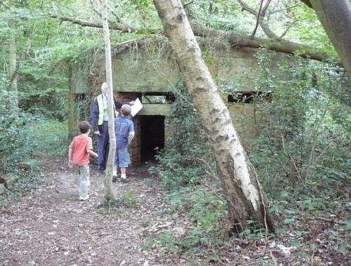 Pillbox Biggin Hill