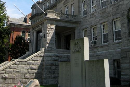 World War II Memorial Newport