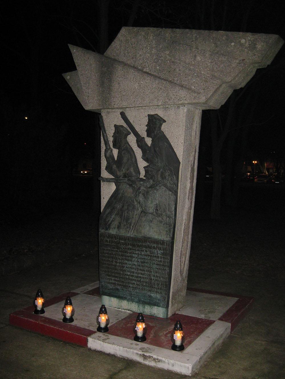 Memorial Battle of Lawica 1919