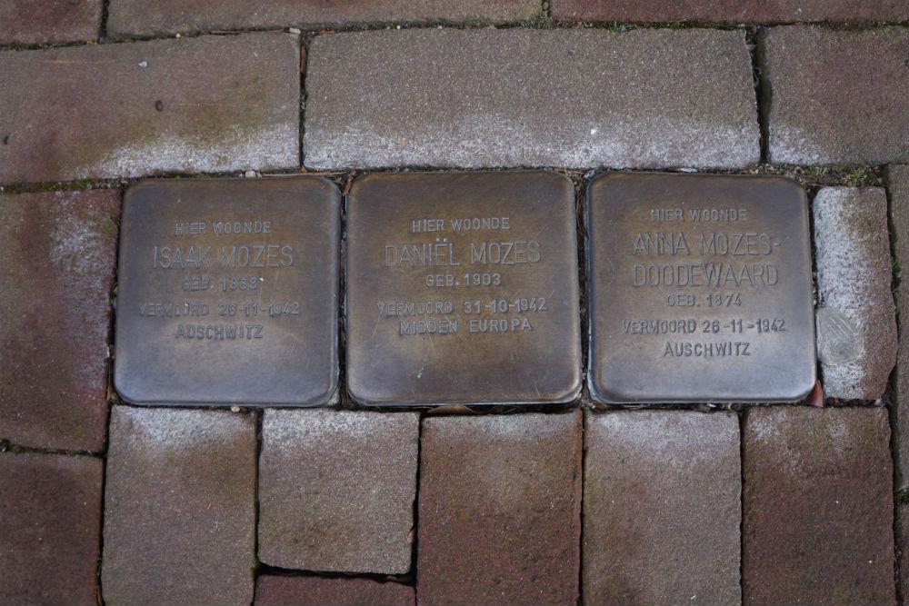 Stumbling Stones Nieuwstad 10