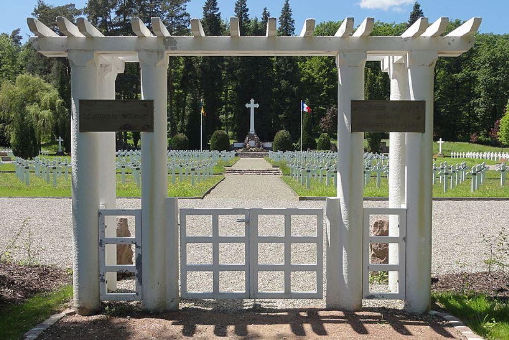 Romanian War Cemetery Gauchmatt