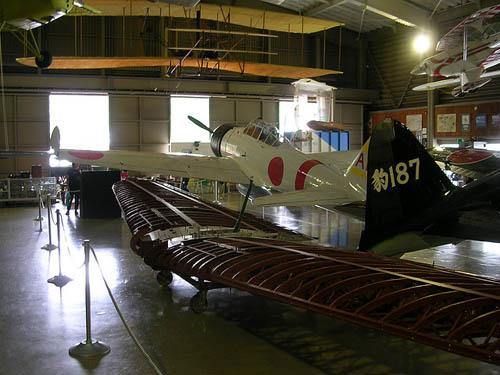 Kawaguchiko Motor (Zero Fighter) Museum