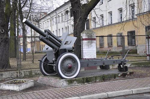 122mm M1938 Houwitser Góra Kalwaria