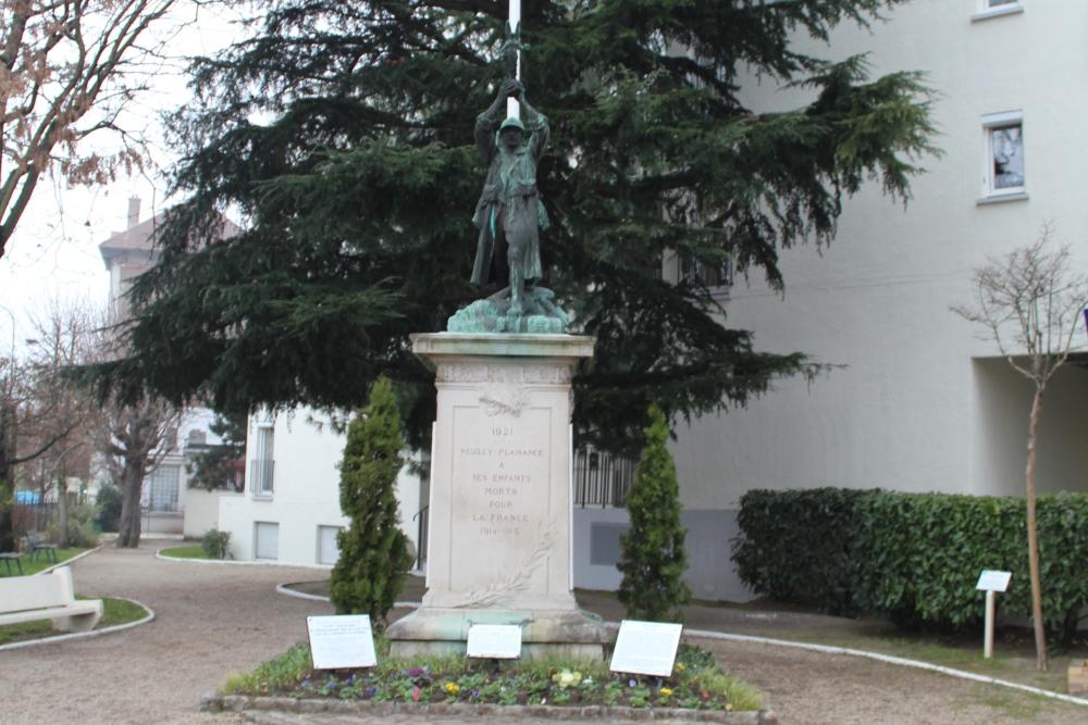 War Memorial Neuilly-Plaisance