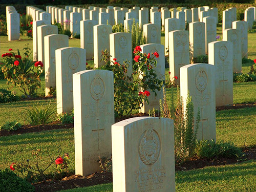 Norwegian War Graves