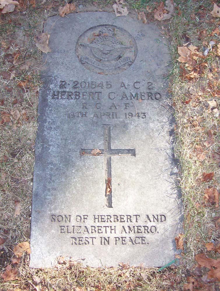 Commonwealth War Grave Riverside Cemetery