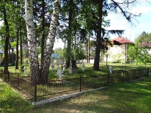 Poolse Oorlogsbegraafplaats Wolka