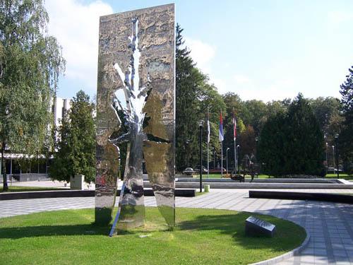 Monument Slachtoffers Jasenovac Banja Luka