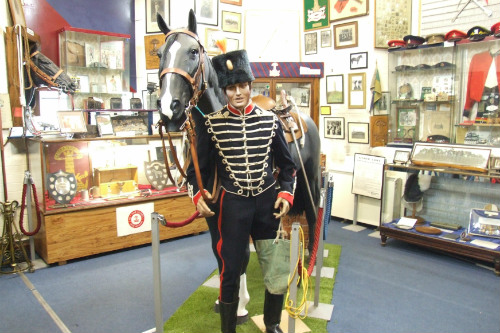 Leicestershire Yeomanry Museum Collection