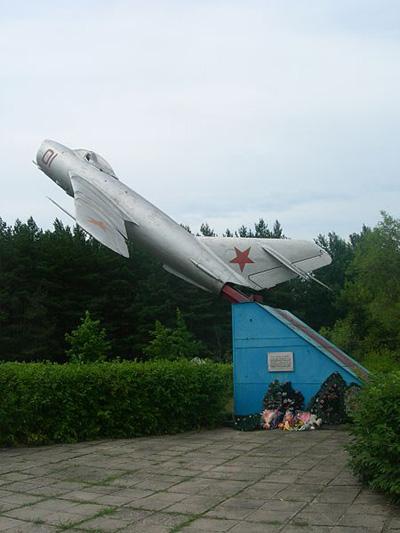 Memorial Russian Airmen Biaroza