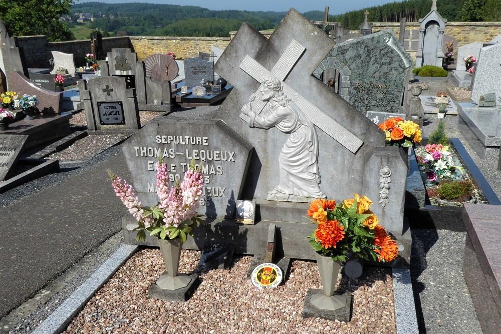 Belgian Graves Veterans Baillamont