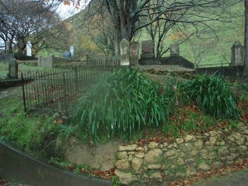 Oorlogsgraven van het Gemenebest Woodville Old Cemetery