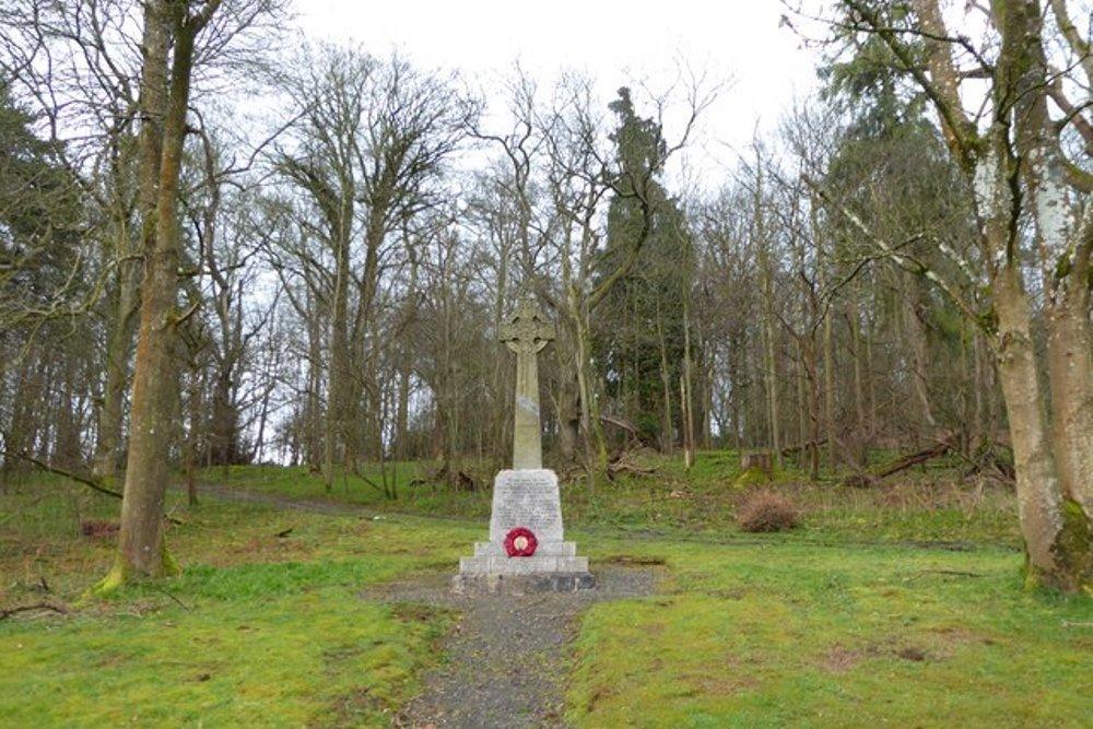 War Memorial Welford
