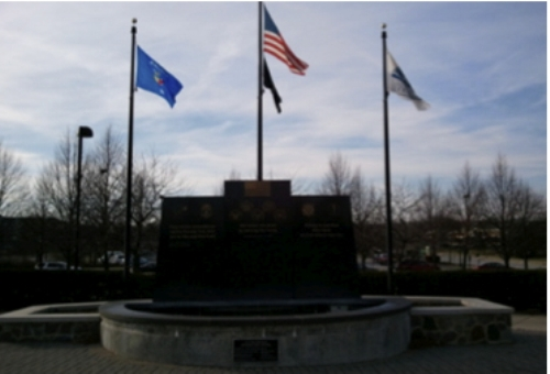 Veterans Memorial Brookfield