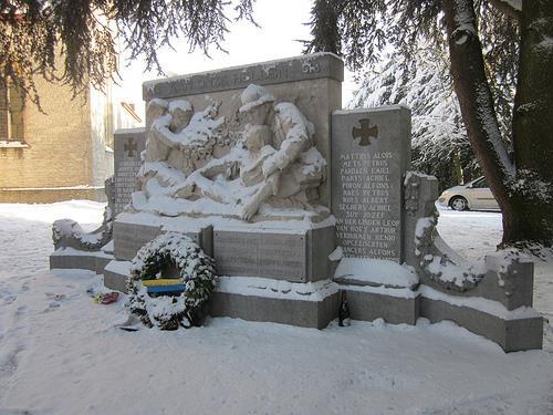 War Memorial Belsele