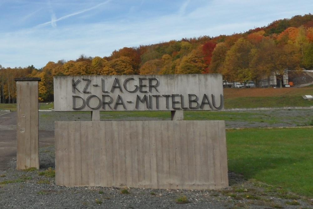 Concentratiekamp Mittelbau-Dora