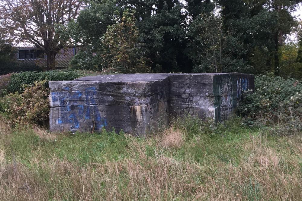 Duitse Bunker Hilversum
