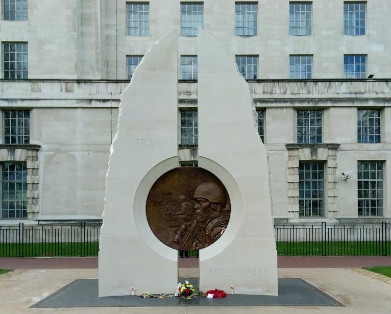 Monument Oorlogen in Irak en Afghanistan