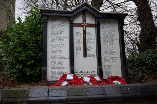 War Memorial Wigston