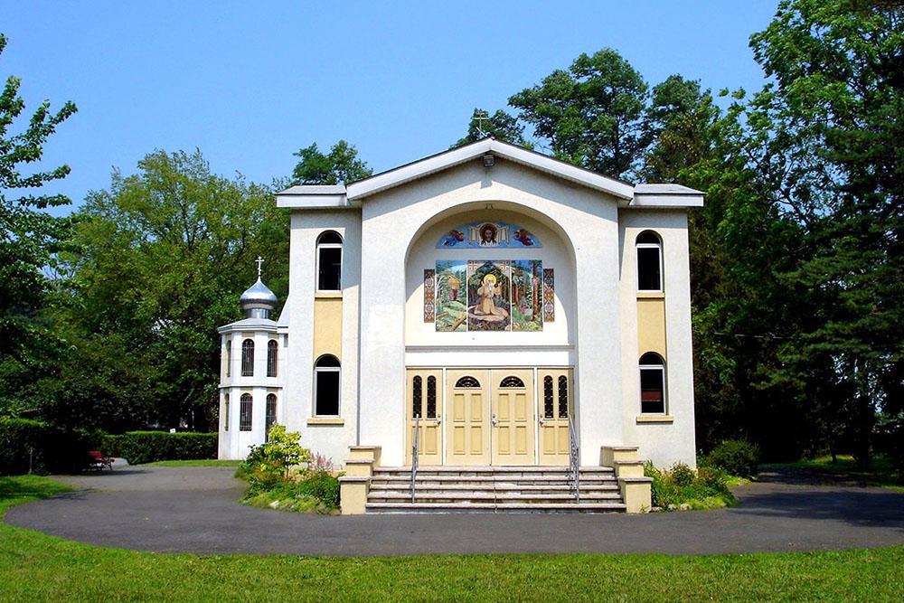 Novo-Diveevo Orthodoxe Begraafplaats
