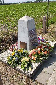 R.A.F. 158 Sqdn Monument