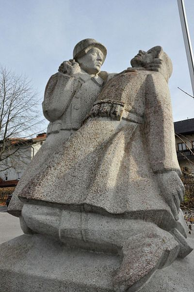 Oorlogsmonument Neukirchen bei Altmünster