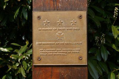 War Memorial Rimburg