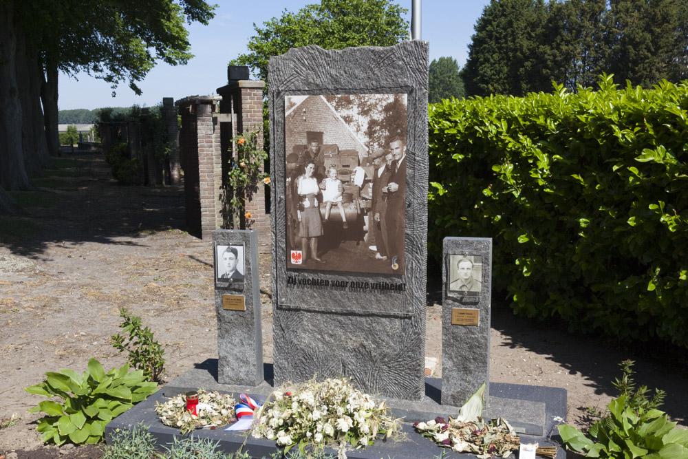 War Memorial Heikant