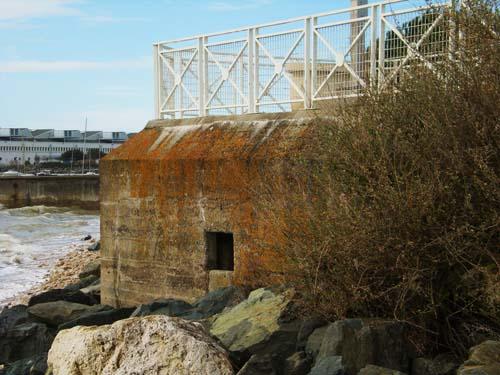 Duitse Bunker Port Neuf (La Rochelle)