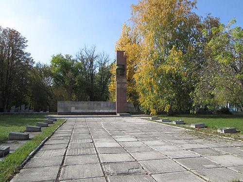 Sovjet Oorlogsbegraafplaats Pavlohrad