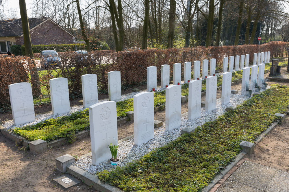 Commonwealth War Graves Gendringen