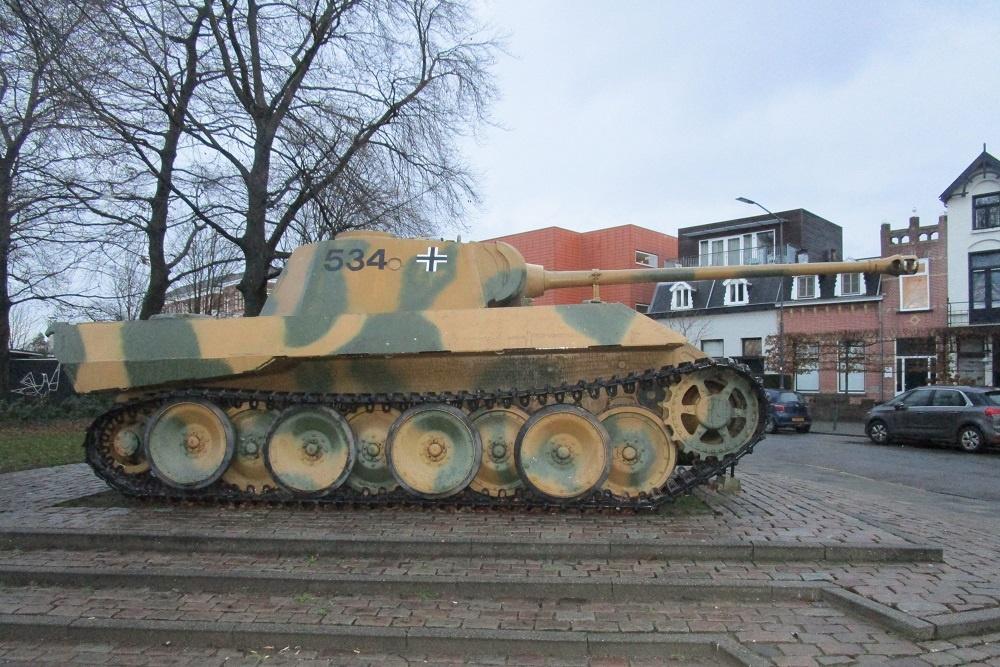 Panther Tank Breda
