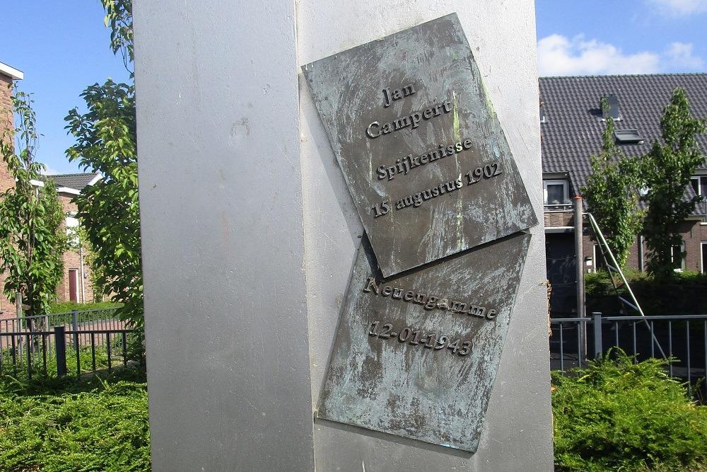 Monument Jan Campert