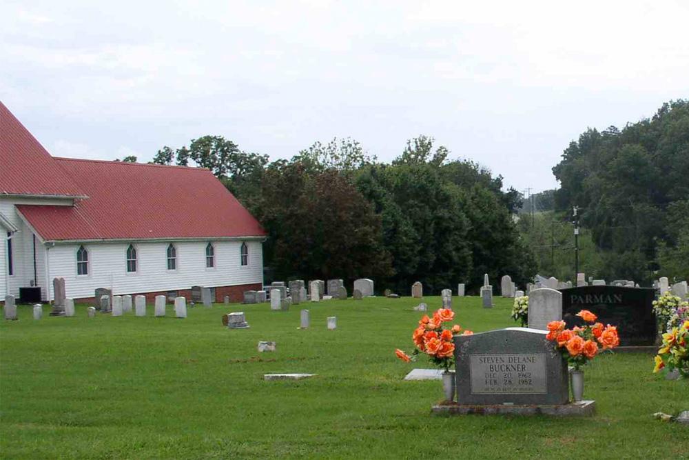 Amerikaans Oorlogsgraf Solomon Lutheran Cemetery
