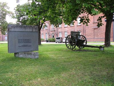 Fins Artillerie Monument