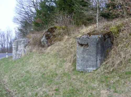 Westwall - Remains Bunker Pittenbach