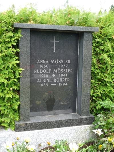 Austran War Grave Paßriach