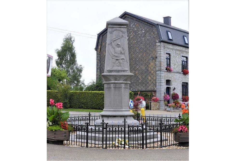 War Memorial Champlon