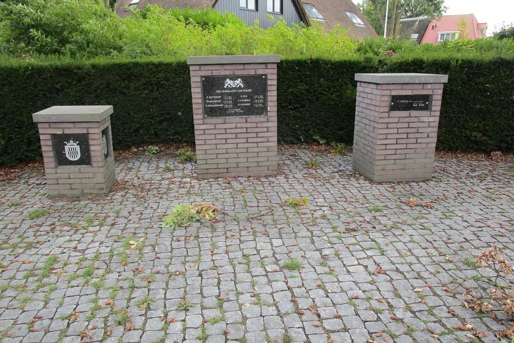 War Memorial Nijeveen