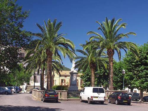 War Memorial Calenzana