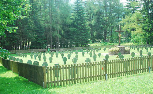 German War Cemetery Semmering