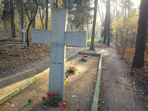 Begraafplaats Slachtoffers Nationaal-socialisme Zakrzewo