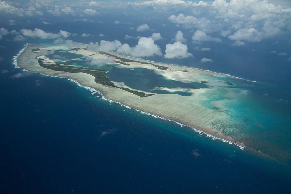 Sand Island Runway